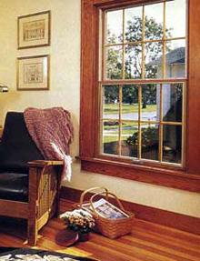 fenetre bois construire ma maison. Black Bedroom Furniture Sets. Home Design Ideas