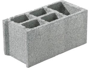 Construction en parpaing
