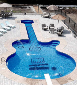 types de piscine