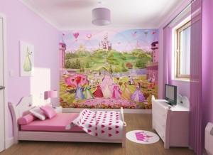 papier peint chambre adulte couleur