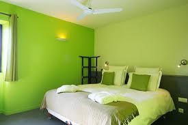 decoration maison en vert
