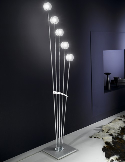 lampadaire design pour illumination et d coration d. Black Bedroom Furniture Sets. Home Design Ideas