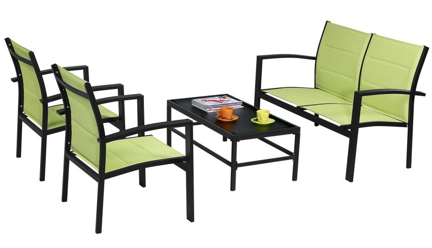 salon de jardin confortable et r sistant construire ma. Black Bedroom Furniture Sets. Home Design Ideas