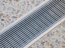 Le Caniveau pour drainage