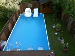 La piscine tubulaire