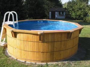 piscines en bois