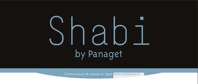 shaby by Panaget par Cecile le Roux