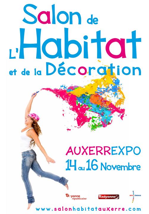Salon de l'Habitat et de la Décoration à Auxerre