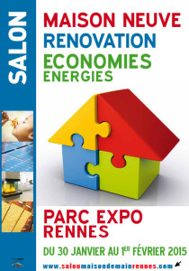 Salon maison neuve renovation economies energies