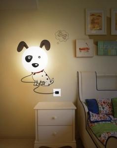 luminaire-chambre-enfant-applique-murale-chien