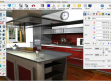 logiciel de conception de cuisine