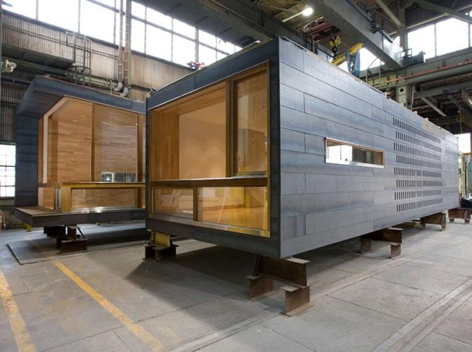 Architecture modulaire construire ma maison for Architecture modulaire