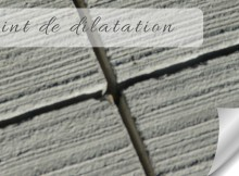 Applications du joint de dilatation