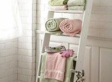porte serviette accessoires-salle-de-bain