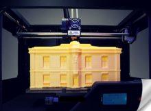 Construction avec imprimante 3d