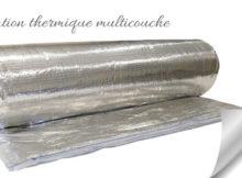isolation thermique multicouche