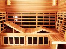 Sauna Infraroouge