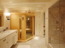 bord de mer salle de bain