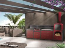 Les cuisines jardins de la marque Garden Piano de la société AMELEC