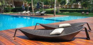 carrelage de piscine claire