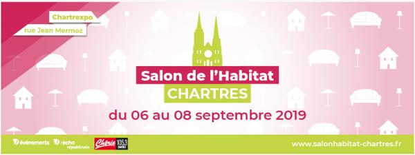 Salon habitat de Chartes Septembre 2019