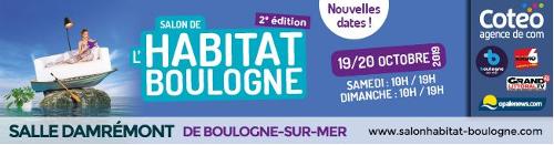 Salon habitat Boulogne