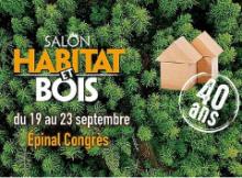 Salon habitat et bois de Epinal,