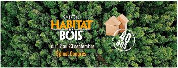 Salon habitat et bois de Epinal