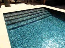 piscine en pate de verre DOLCE MOSAIC reference OPHELIA 7