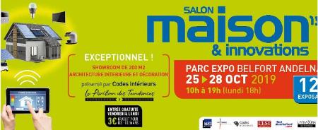salon maison &innovation de Belfort