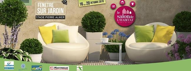 Salon habitat Martiniquais