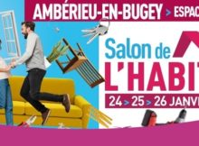 Salon habitat de Amberieu en Bugey