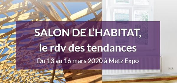 Salon habitat de Metz