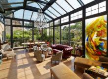 veranda bioclimatique