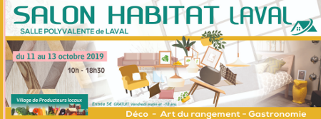 Salon habitat de Laval