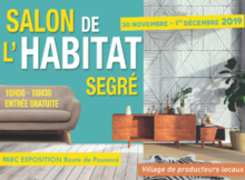 Salon de l'habitat de Segré