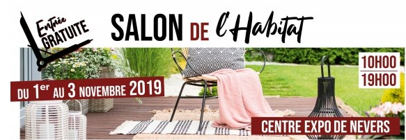 salon habitat de Nevers