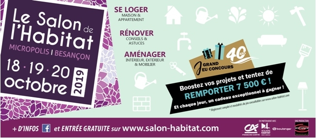Salon habitat de Besançon