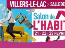 Salon habitat de Villers Le Lac