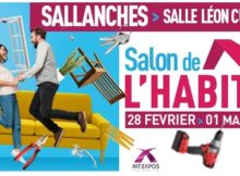 salon habitat de Sallanches