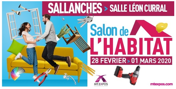 salon habitat de Sallanches