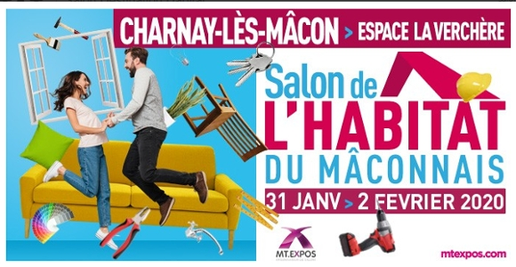 Salon habitat du Maconnais
