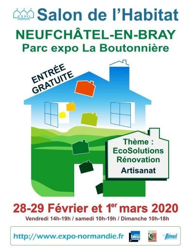 Salon de Neufchâtel en Bray 2020