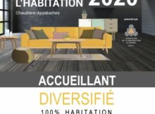 Salon habitat de Chaudière Appalaches 2020