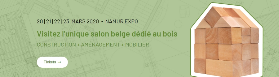 Salon habitat de Namur 2020