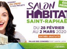 Salon habitat de Saint Raphael 2020