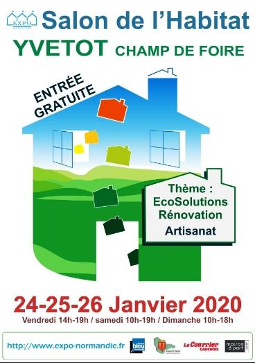 Salon habitat de lYvetot 2020
