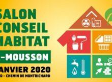 salon conseil habitat de Pnt à Mousson 2020