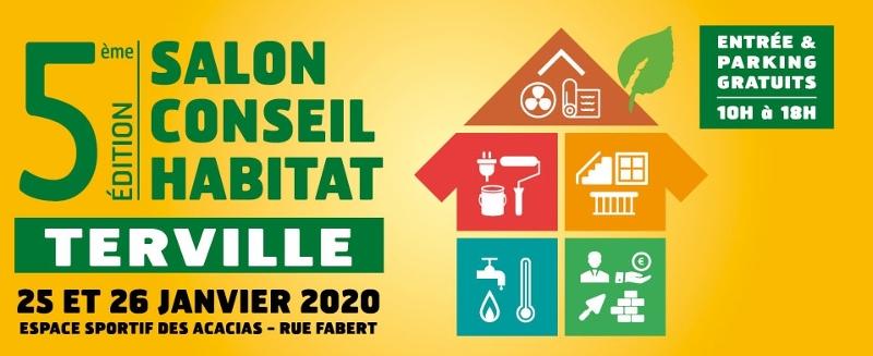Salon conseil habitat de Terville 2020
