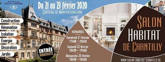 salon habitat de chantilly 2020